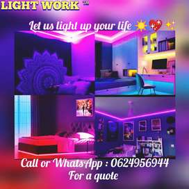 We put the light in your life