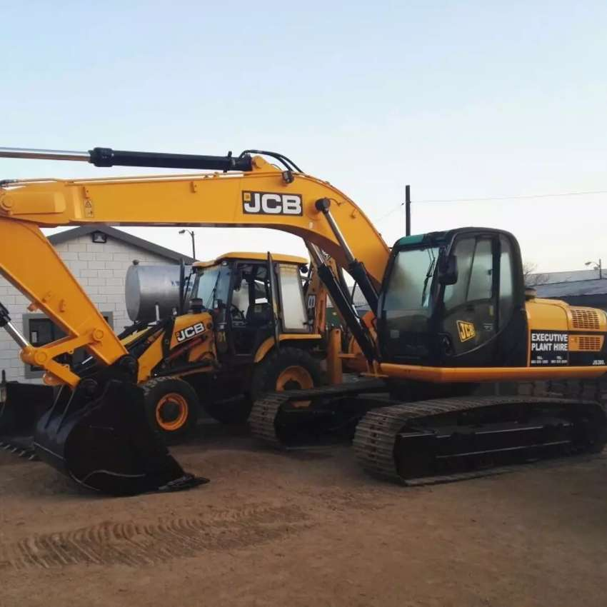 Tlb and Bobcat Hire 0