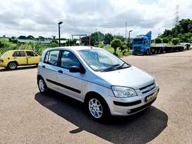 2005 HYUNDAI GETZ 1.6 AUTO - EXCELLENT CONDITION