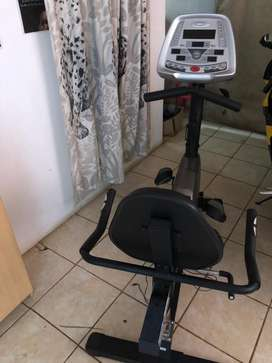 Proteus recumbent exercise bike
