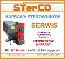 Naprawa sterowników regulatorów temperatury do kotłów CO kominków