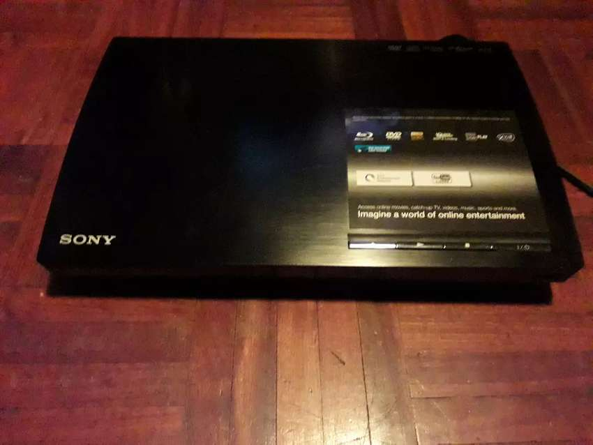 SONY Blu ray player BDP S190 0
