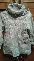 Пальто утепленное 6-8 лет