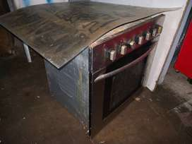 Stove.3 shop counters