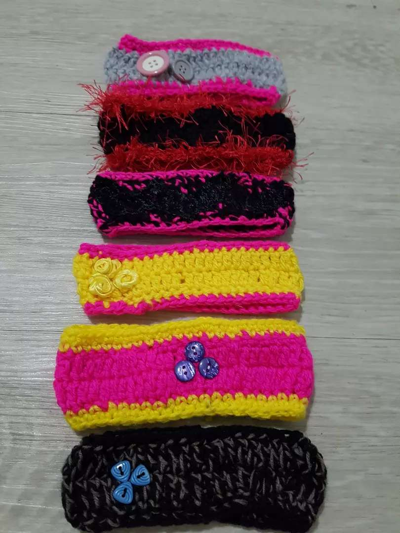 Headbands all sizes 0