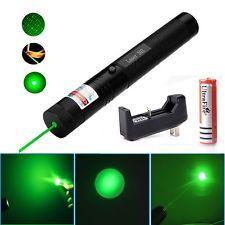 Лазерная указка зелёный лазер Laser 303 green с насадкой Одесса - изображение 1