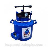 Автоклав электрический средний для домашнего консервирования на 12л ба