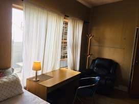 NEAT FURNISHED ROOM WITH OWN ENTRY,HAS PARKING,LAUNDRY,WIFI,CLEANING