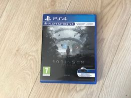 Robinson vr playStation 4