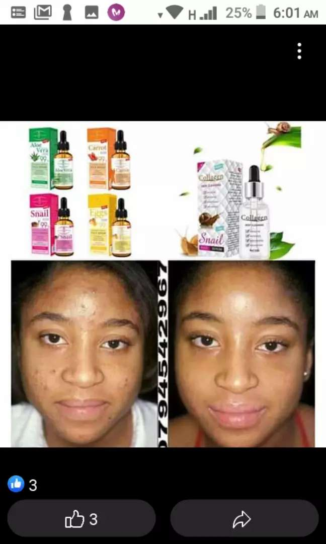 Snail serum for sale 0