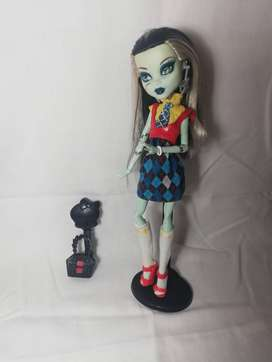 Second-hand Mattel Year 2011 Monster High Exclusive Series Doll - Fran