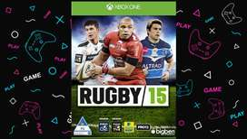 Rugby 15 xbox one game