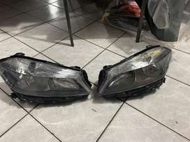 Mercedes A176 nonxenon headlights