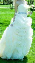 Продам свадебное платье( торг)