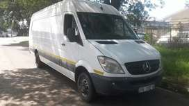 Mercedes benz sprinter 518 CDI pannel van