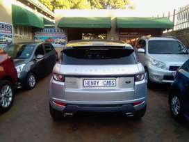 LandRover Evogue 2.4 si4 SUV Automatic For Sale