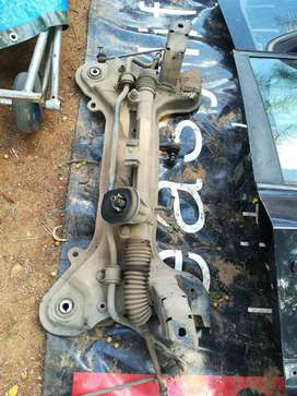 2005 FIAT STILO ABARTH FRONT CROSS MEMBER AND STEERING RACK