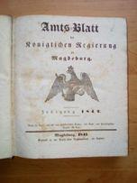 Dziennik Urzędowy Królestwa Pruskiego 1842