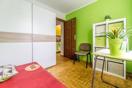 Pokój 1-osobowy ul. Meissnera, Alma Tower,Politechnika Quattro