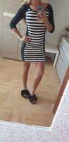 Sukienka paski nowa S