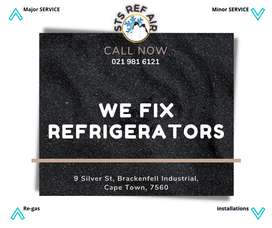 STS REF AIR refrigeration service absolute bargain