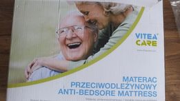 Materac przeciwodlerzynowy Vitea Care - nowy