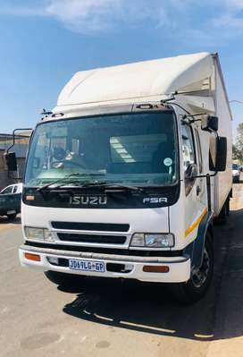 Large Truck For Hire In Pretoria And Joburg