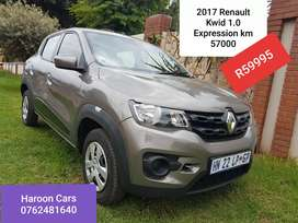 Call Haroon Renault kwid 1.0 Expression