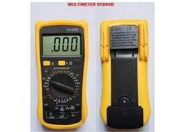 Digital MultiMeter VC890D Series. Brand New Products.