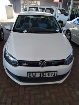 2013 VW Polo 1.2 Tdi Bluemotion