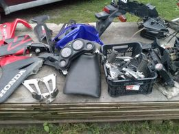 Honda Запчасти (CBR,CB,CBF,Hornet,Transalp,CRF,VFR,Shadow)