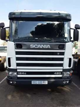 Scania 1245 going at a give away price.