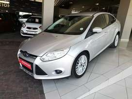 Ford Focus 2.0 GDi A/T
