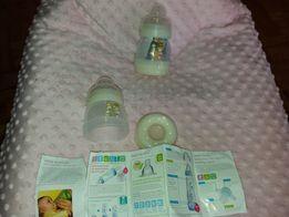 MAM Baby Nuby butelka dla dziecka antykolkowa 130 ml nowa