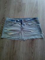 Юбка джинсовая короткая Topshop
