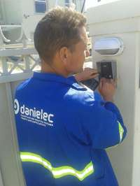Image of Intercom suppliers, installers and maintainers at Danielec