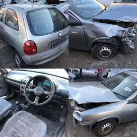 OPEL CORSA LITE 1.3 STRIPPING FOR SPARES