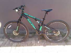 "Raleigh Aspen 29"" mountain bike"