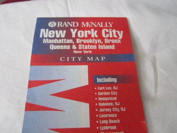 mapa New York City / Nowy Jork Świdnica - image 2