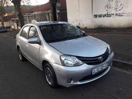 2013 model Toyota Etios sedan 1.5 Xi