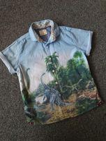 Рубашка безрукавка Next на мальчика 5 лет