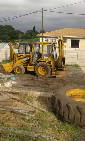 TLB/BOBCAT BUSINESS FOR URGENT SALE