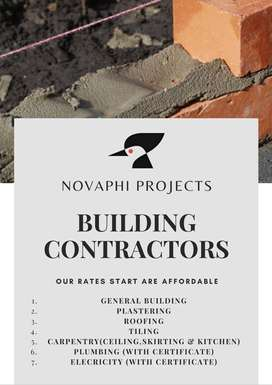 Building Contractor (Novaphi Projects)