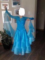 Sukienka do tańca towarzyskiego ST suknia standard kategorie EDC