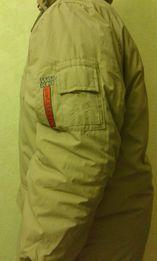 Куртка фирменная, зимняя
