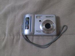 Samsung Digimax S600 6.1 Мп фотоаппарат цифровой + чехол и провода