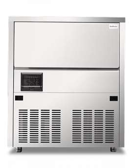 Ice machines SnoMaster 80kg Plumbed-In Undercounter Commercial Ice