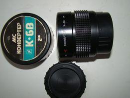МС конвертер К-6В для фотоапарата КИЇВ-88, КИЇВ-88 ТТL.