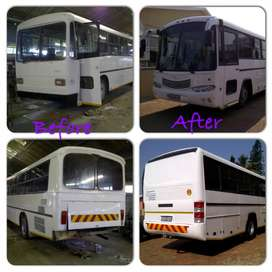 bus Refurbisments & repairs