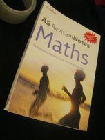 учебник математика COLLINS английский maths revision notes AS